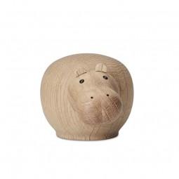 Woud Hibo Hippopotamus Mini-20