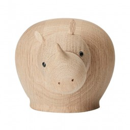 Woud Rina Rhinoceros Mellem-20