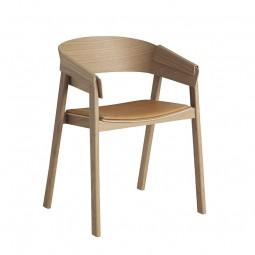 Muuto Cover Chair Læder-20