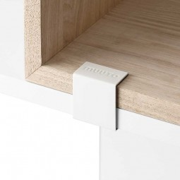 MUUTO Clips til Stacked reolerne 2.0-20