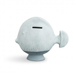 Kähler Sparedyr Fisk Mint-20