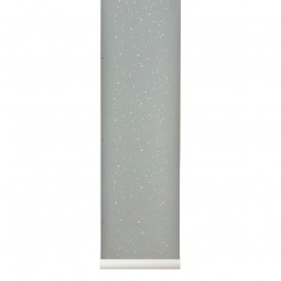 Ferm Living Tapet Confetti Grå-20