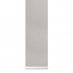 Ferm Living Tapet Thin Lines Grå og Hvid-20