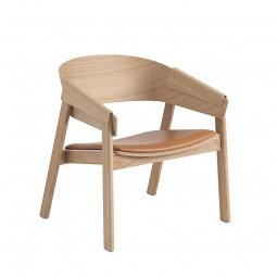 Muuto Cover Lounge Chair Læder-20