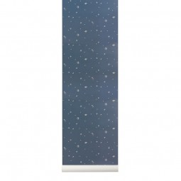 Ferm Living Tapet Moon-20