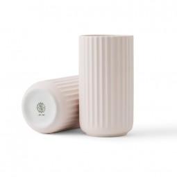 Lyngby Porcelæn Vase Lys Pink 15 cm-20