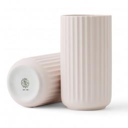 Lyngby Porcelæn Vase Lys Pink 25 cm-20
