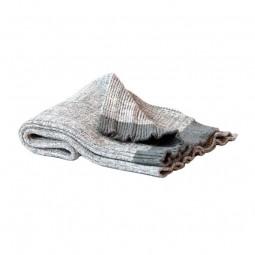 Semibasic Plissé Håndklæde HAND Grå-20