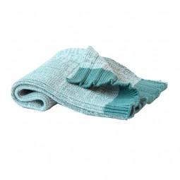 Semibasic Plissé Håndklæde HAND Grøn-20