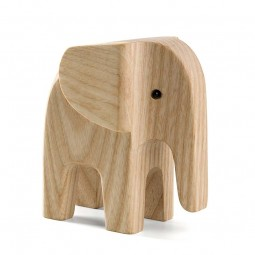 Novoform Elefant Ask Natur Stor-20