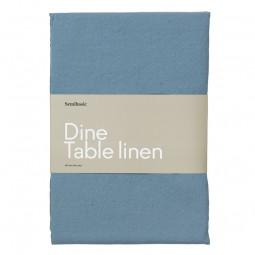 Semibasic Dug DINE Denim Blå 140x220 cm-20