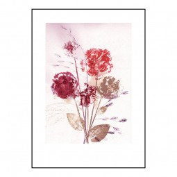 Pernille Folcarelli Flower Bouquet Dusty 100x140 cm-20