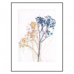 Pernille Folcarelli Gypso Mustard/Blue 100x140 cm-20