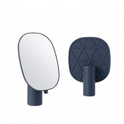 Muuto Mimic Bordspejl Midnight Blå-20