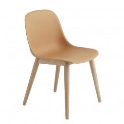 Muuto Fiber Side Chair Wood Base-20