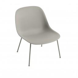 Muuto Fiber Lounge Chair Tube Base-20
