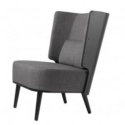 By KlipKlap Lounge Chair Sort Eg – Stone-20