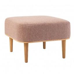 By KlipKlap – Lounge Puf – Eg – Boucle Lys Taupe-20