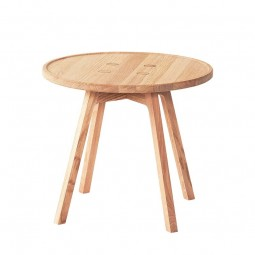 Andersen Furniture C2 Sofabord Ø50 Eg Olieret-20
