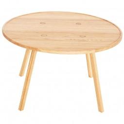 Andersen Furniture C2 Sofabord Ø80 Eg Olieret-20