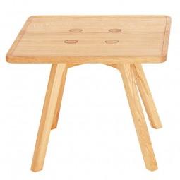 Andersen Furniture C2 Sofabord 65x65 Olieret Eg-20