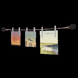 Pytt Living Frame Clamp Billedophæng Stor/Grå-20