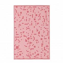 Normann Copenhagen Illusion Viskestykke Pink-20