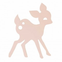 Ferm Living Børne Lampe My Deer Rosa-20