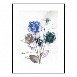 Pernille Folcarelli Flower Bouquet Blue 30x40 cm-20