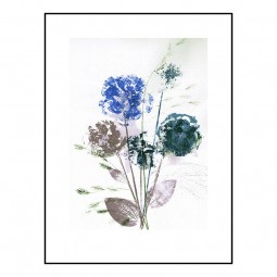 PernilleFolcarelliFlowerBouquetBlue30x40cm-20