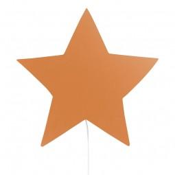 Ferm Living Børne Lampe Star Mustard-20