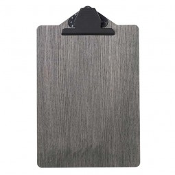 Ferm Living Clipboard A4 Stained Black-20