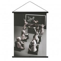 Kay Bojesen Plakat Skolestue 40x56cm-20
