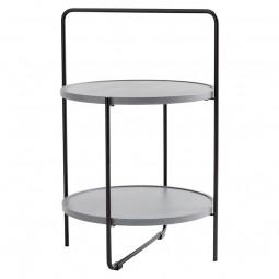 Andersen Furniture Bakkebord Sort/Grå-20