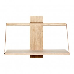 Andersen Furniture Shelf Wood Wall Eg Mellem-20
