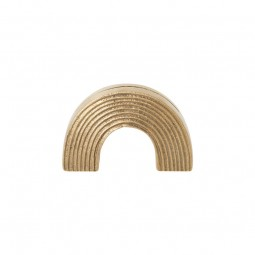 Ferm Living Kortholder Arch Messing-20