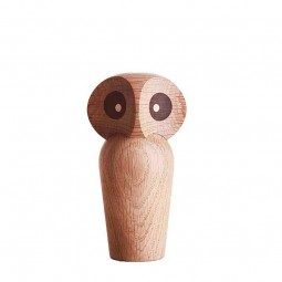 Architectmade Ugle The Owl Small Eg Natur-20