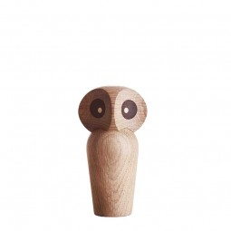 Architectmade Ugle The Owl Mini Eg Natur-20