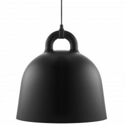 Normann Copenhagen Bell Lampe Medium Sort-20