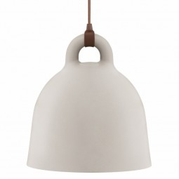 Normann Copenhagen Bell Lampe Medium Sand-20