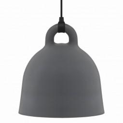 Normann Copenhagen Bell Lampe Medium Grå-20