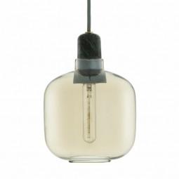 Normann Copenhagen Amp lampe Guld/Green Small-20