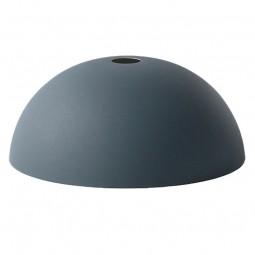 Ferm Living Lampeskærm Dome Shade Mørkeblå-20