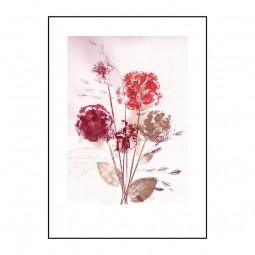 Pernille Folcarelli Flower Bouquet Dusty 50x70 cm-20