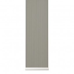 Ferm Living Tapet Thin Lines Grøn Hvid-20