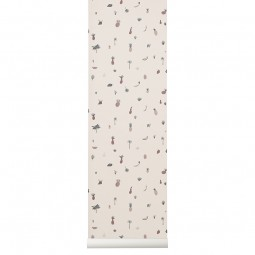 Ferm Living Tapet Fruiticana-20