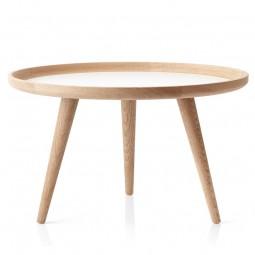 Applicata Tisch Sofabord Ø69 cm Eg/Hvid-20