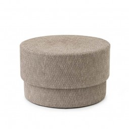 Normann Copenhagen Puf Silo Medium Dusty Brown Albagia214-20