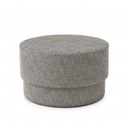 Normann Copenhagen Puf – Silo – Medium – Black Albagia201-20