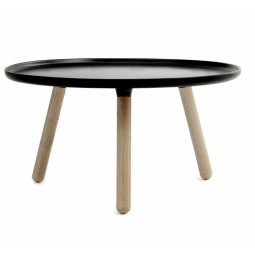Normann Copenhagen Tablo Bord Large Sort-20